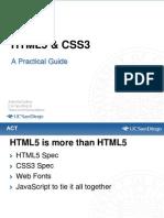 HTML5CSS3 Ilin Final