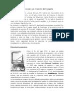 La Locomotora y La Revolucion Del Transporte