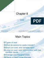 Chap008 Cost Minimization