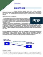 Magnitudes Electricas