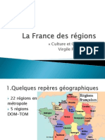 civilisation La France des régions