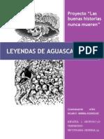 Antología Leyendas de Aguascalientes