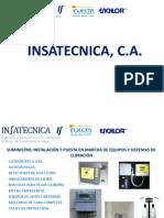 INSATECNICA C.A - DOSIFICACIÓN