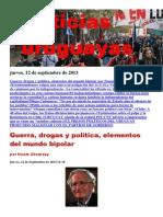 Noticias Uruguayas Jueves 12 de Setiembre Del 2013