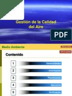 Calidad de Aire en Yanacocha Nov2009