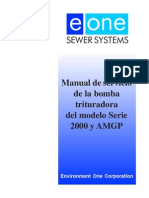 EONE Service Book - Spanish