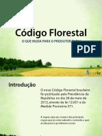 Codigo Florestal - O QUE MUDA