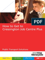 Jobcentre Cressington