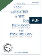 Seanewdim 2013 Vol 5 Ped Psych