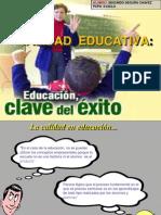 2 Trabajo de Calidad Educativa