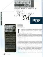 2004 Retomando la apicultura del Mexico antiguo. Valadez, Blanco, Perez & Rodriguez