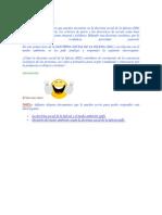 FORO DE DOCTRINA SOCIAL DE LA IGLESIA- PRIMERA UNIDAD.docx