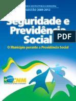 08 Seguridade e Previdência Social