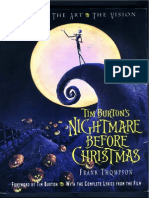 Nightmare Before Christmas (the Film, The Art, The Vision)