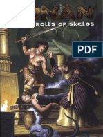 MGP7702 - Conan d20 - The Scrolls of Skelos