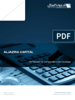 Aljazira Capital 2012