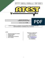Manual Mastest
