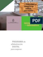 Manual Del Iniciacion a La Informatica