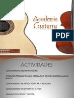 Presentacion Guitarra