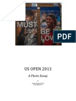 2013 US Open Photo Essay