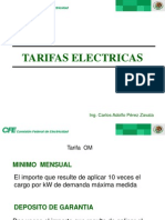 Tarifa Selectric As