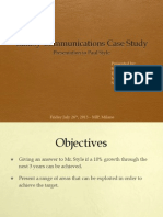 PD Case - Presentation