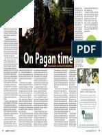 On Pagan Time