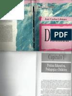 Prática Educativa, Pedagogia e Didática 26 de agosto de 2013