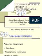 Apresentação do Pibic 2009