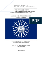 Erie Basin Marina Audit