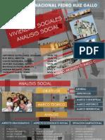 Analisis Social - Viviendas Sociales