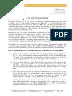 WSD_MailingCampaignRules
