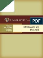 6.- Antología_Introducción a la Didáctica