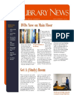 Library News September 2013