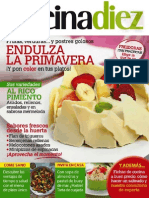 Cocina Diez - Abril 2013