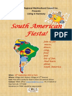 South American Fiesta Poster Low Res
