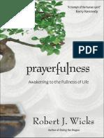 Prayerfulness (excerpt)