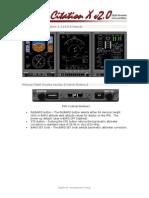 Cx20 Efis Manual