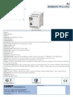 EDIBON FP-X-CPU