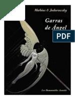 Garras de Angel_Jodorowsky - Moebius