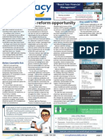 Pharmacy Daily for Fri 13 Sep 2013 - Shane Jackson, Botox, eHealth, BowelScreen, ASMI switch hitter and much more