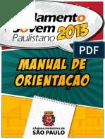 20130516-Parlamento Jovem 2013-CARTILHA FINAL Baixa
