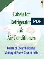 Bee_refrigerators & Ac