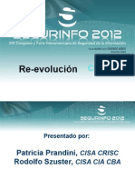 COBIT5 and InfoSec Spanish