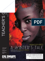 2013 A Winter's Tale Teacher's Guide