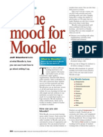 Moodle Stanford Article