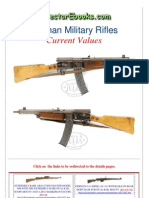 German Military Rifles Current Values