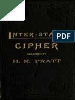 Interstate Cipher No Year
