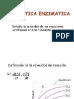 Clase 11 - Cinetica Enzimatica