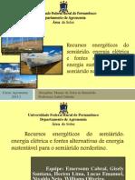 ENERGIA SEMIÁRIDO